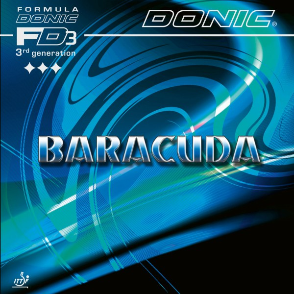 Tischtennis Belag DONIC Baracuda Cover