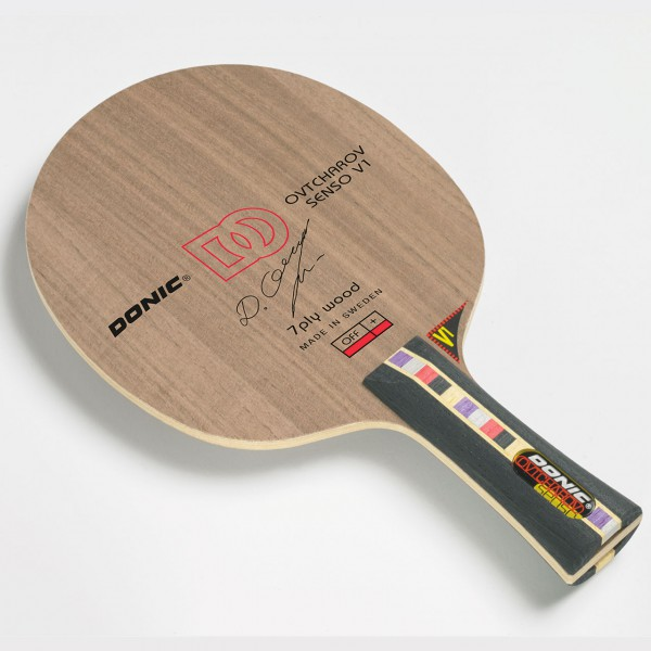 Tischtennis Holz DONIC Ovtcharov Senso V1