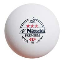 Nittaku Premium 40+ *** Made in Japan Cell-Free