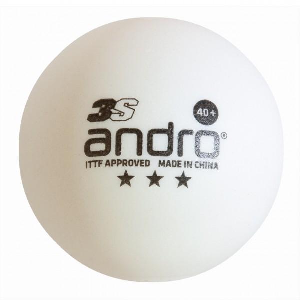 Tischtennis Ball andro Speedball 3S *** 40+