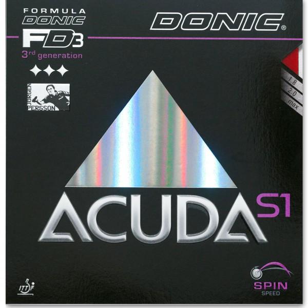 Tischtennis Belag DONIC Acuda S1 Cover