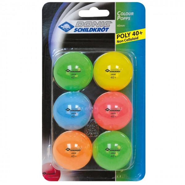 DONIC Schildkröt Colour Popps Verpackung