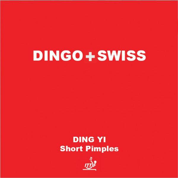 """Dingo """"DING YI Kurze Noppen"""""""