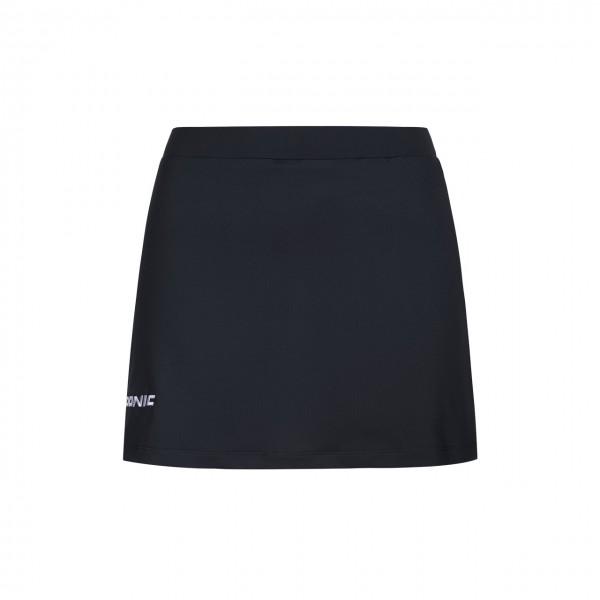 Tischtennis DONIC Skirt Irion schwarz vorne