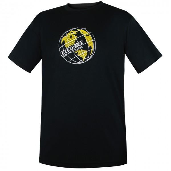 Tischtennis DONIC T-Shirt Globe