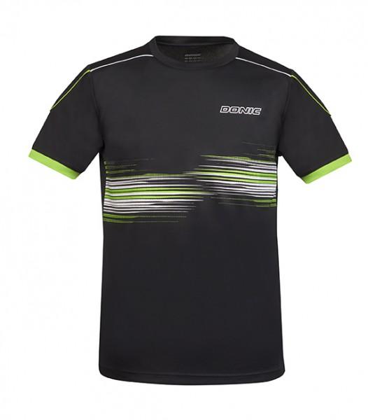 DONIC T-Shirt Sentry schwarz