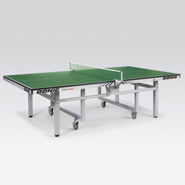 Tischtennis Tisch DONIC Dehli 25 grün