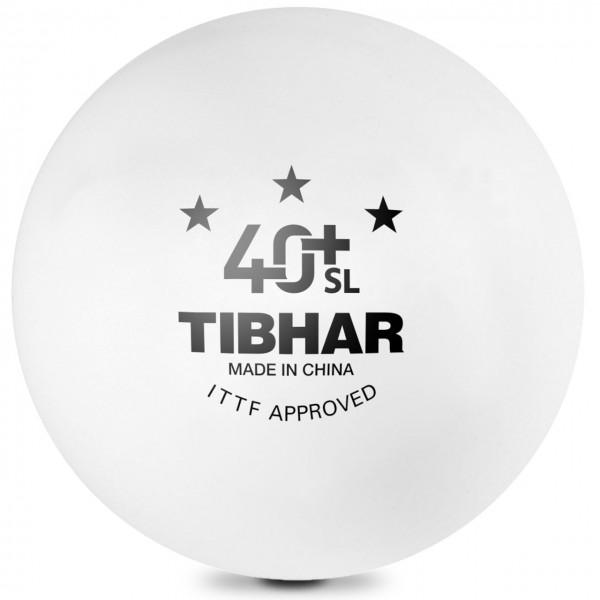 Tischtennis Ball TIBHAR SL *** 40+