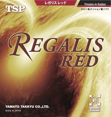 "TSP ""Regalis Red"""