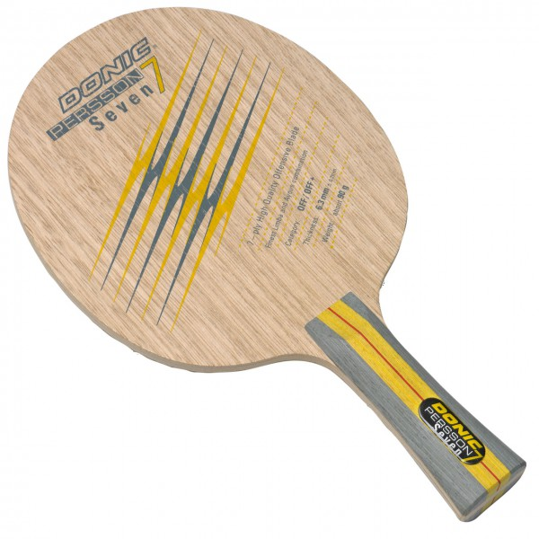 Tischtennis Holz DONIC Persson Seven