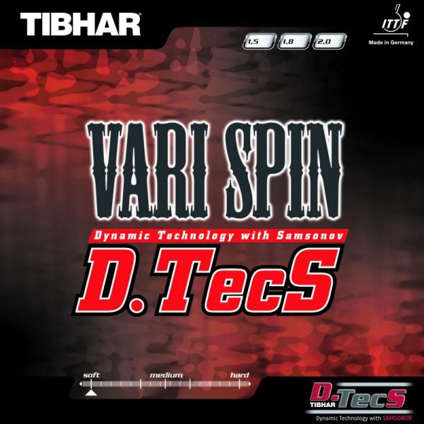 "Tibhar ""Vari Spin D.Tecs"""