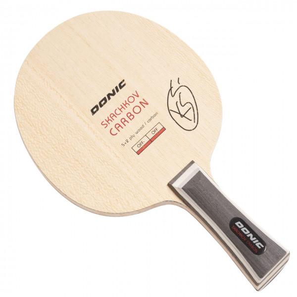 Tischtennis Holz DONIC Skachkov Carbon diagonal