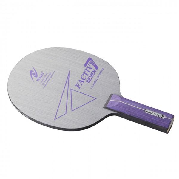 Tischtennis Holz NITTAKU Factive Seven
