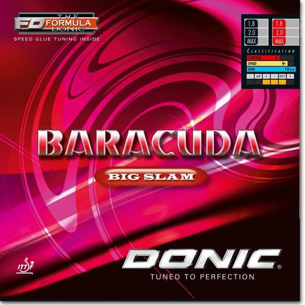 Tischtennis Belag DONIC Baracuda Big Slam Cover