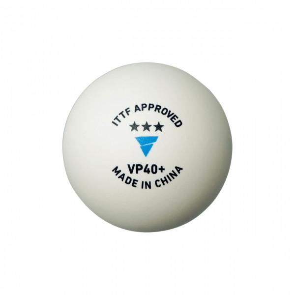 Tischtennis Ball Victas VP 40+ ***