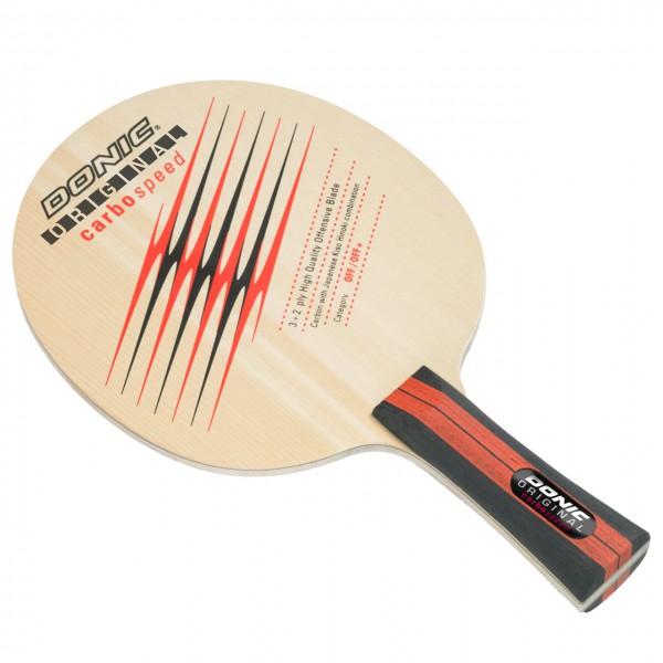 Tischtennis Holz DONIC Original Carbospeed