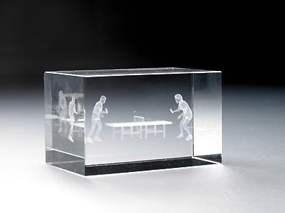 Kristallglas - Block