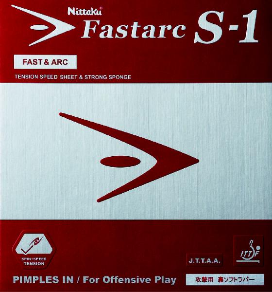Nittaku Fastarc S-1