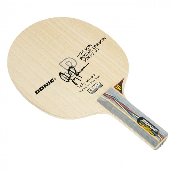 Tischtennis Holz DONIC Persson Power Carbon