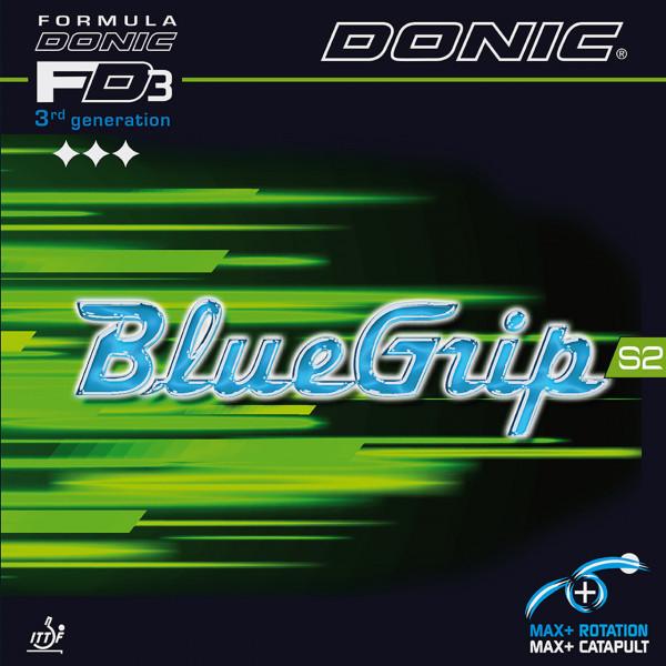 Tischtennis Belag DONIC BlueGrip  S2