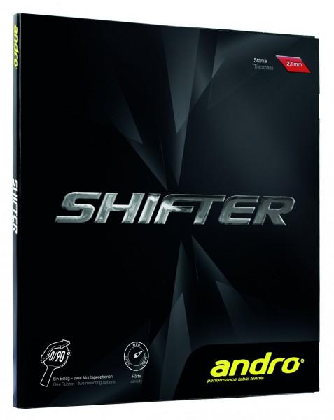 Tischtennis Belag andro Shifter Cover