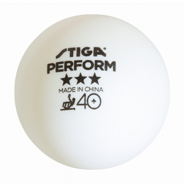 Tischtennis Ball Stiga Perform *** ABS 40+