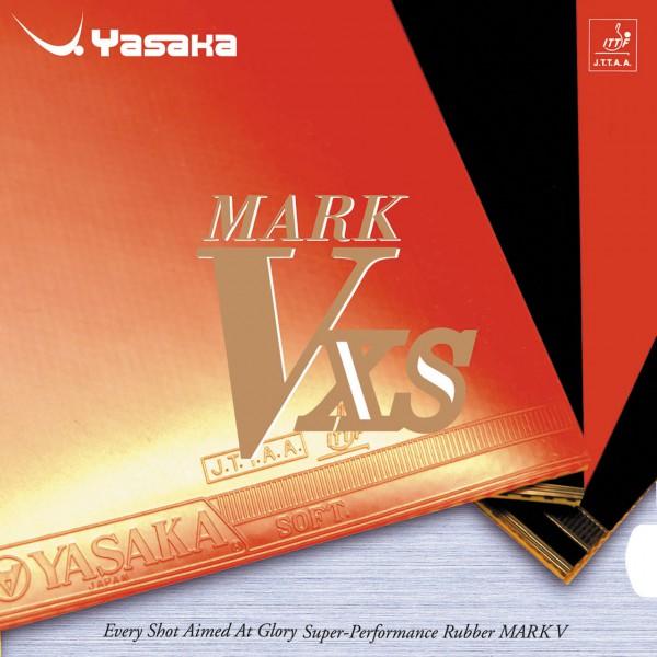 Tischtennis Belag Yasaka Mark V XS