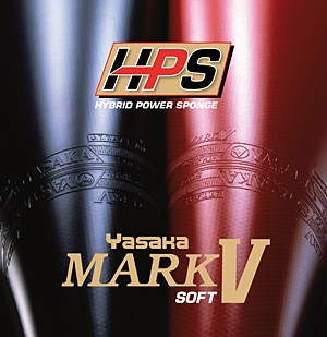 "Yasaka ""Mark V HPS Soft"""