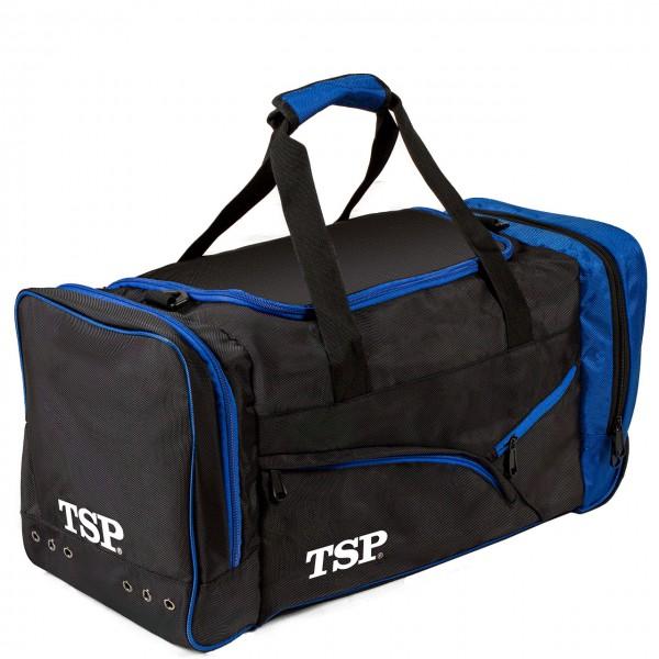 Tischtennis Tasche TSP Akira Match schwarz-blau