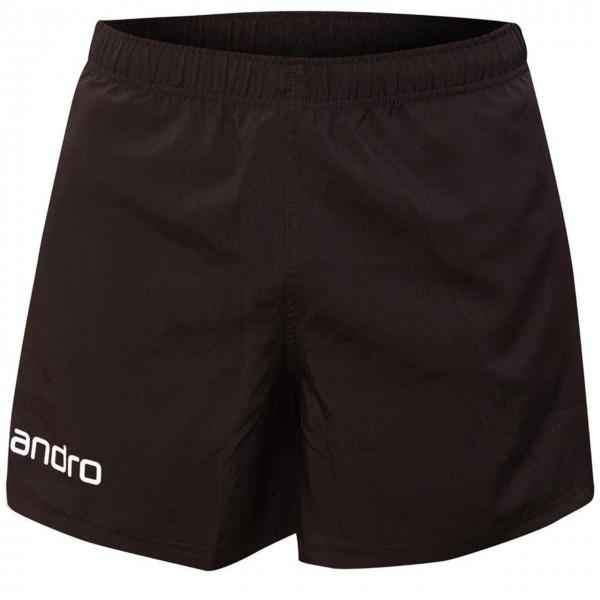 Andro Shorts Mason schwarz vorne
