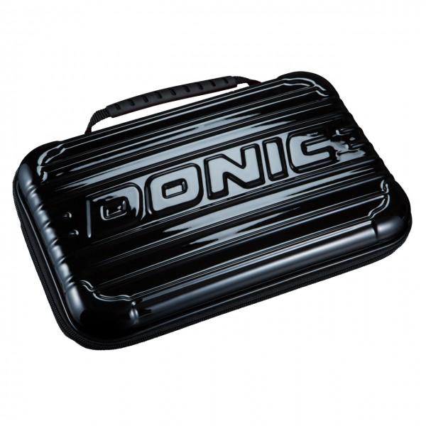 Tischtennis DONIC Hardcase schwarz