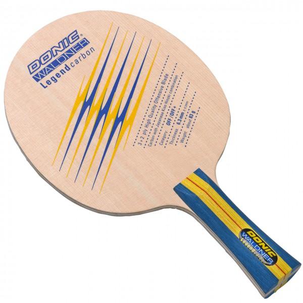 Tischtennis Holz DONIC Waldner Legend Carbon