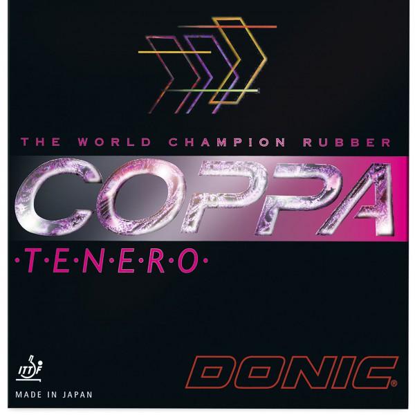 Tischtennis Belag DONIC Coppa Tenero Cover