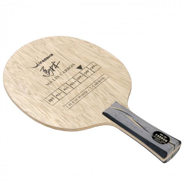 Tischtennis Holz Yasaka Ma Lin Carbon