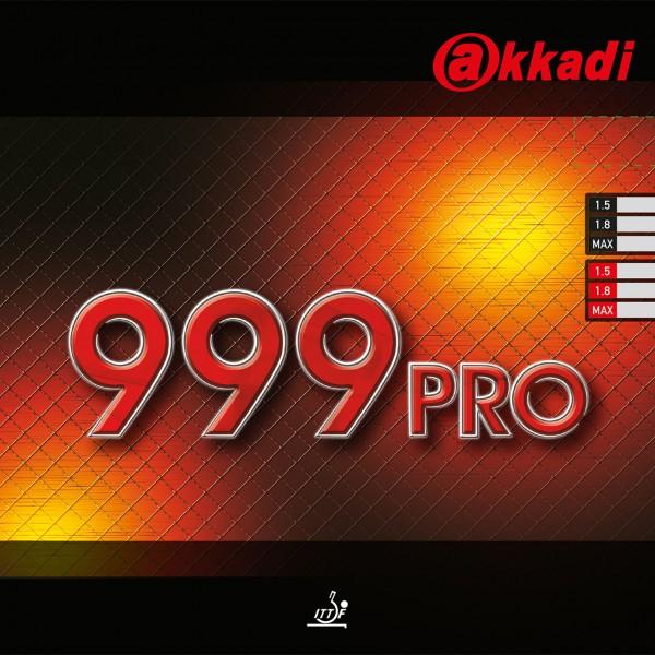 Tischtennis Belag Akkadi 999 Pro Cover