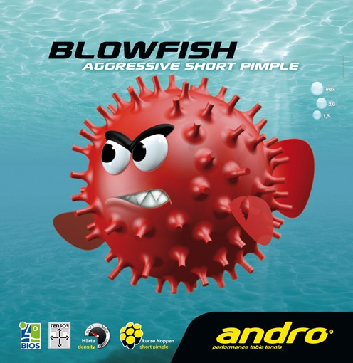 "Andro ""Blowfish"""