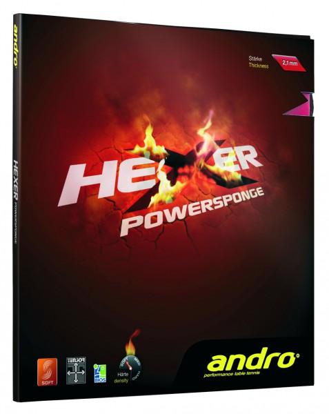 "Andro ""Hexer Powersponge"""