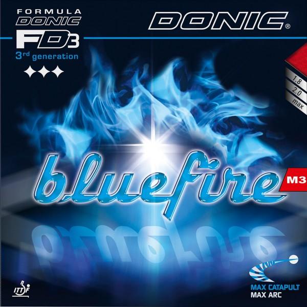 Tischtennis Belag DONIC Bluefire M3 Cover
