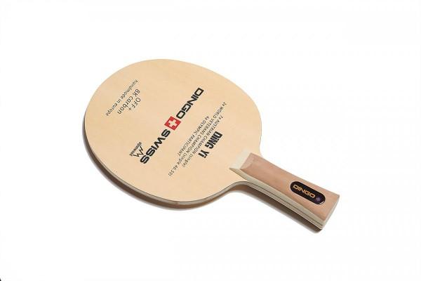 Tischtennis Holz Dingo OFF+ 8K Carbon