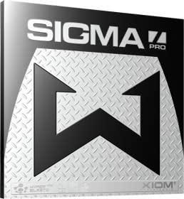 Tischtennis Belag Xiom Sigma Pro Cover