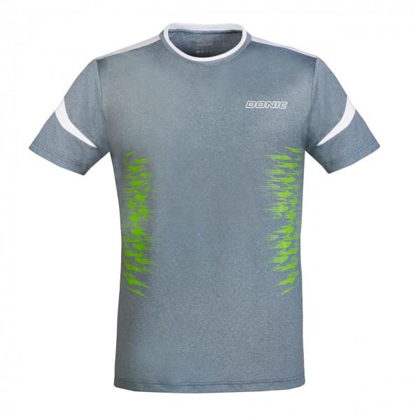 DONIC T-Shirt Level grau