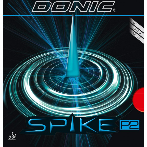 Tischtennis Belag DONIC Spike P2 Cover
