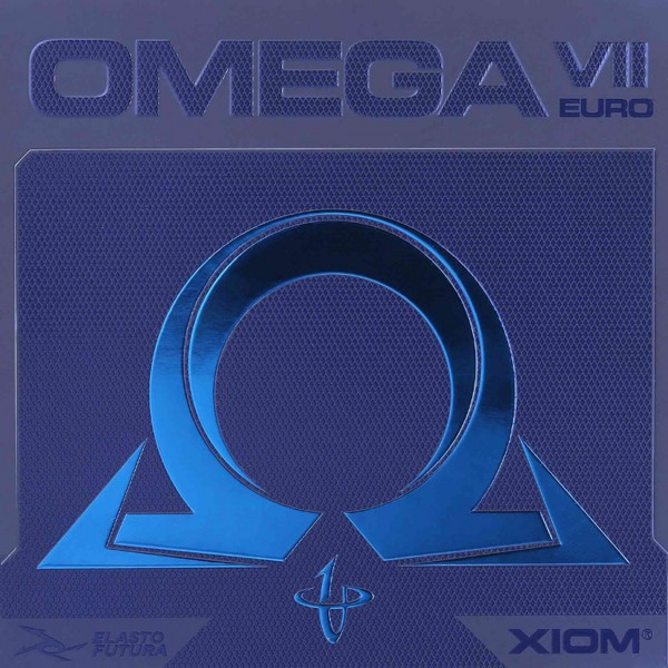 Tischtennis Belag Xiom Omega VII Euro Cover