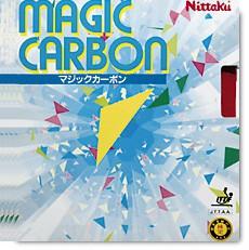 "Nittaku ""Magic Carbon"""