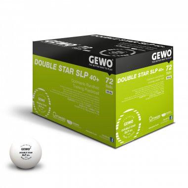 GEWO Double Star SLP 40+ 72 Stück