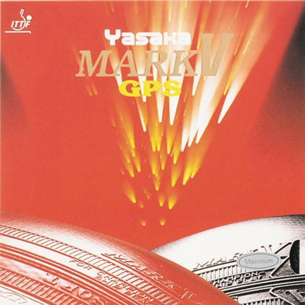 Tischtennis Belag Yasaka Mark V GPS Cover