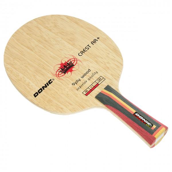 Tischtennis Holz DONIC Crest AR+