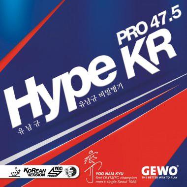 """Gewo """"Hype KR PRO 47.5"""""""