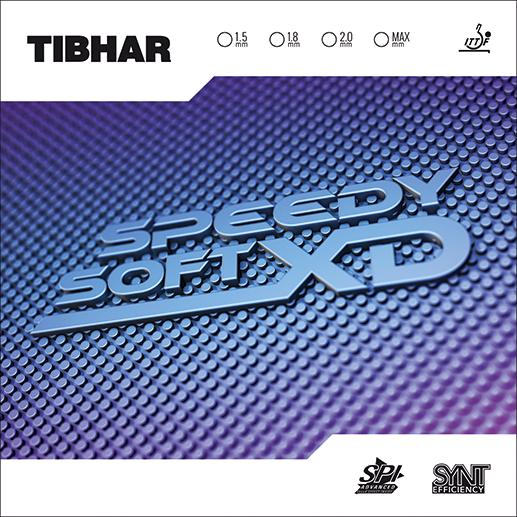 """Tibhar """"Speedy Soft XD"""""""