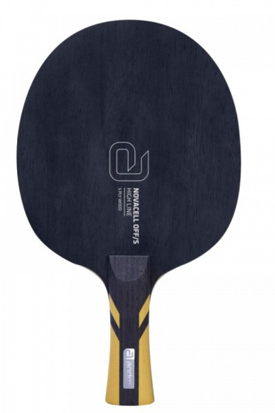Tischtennis Holz andro Novacell OFF/S 01